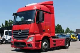 other trucks Mercedes-Benz Actros Retarder Standklima bluetec 6 2014