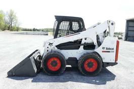 mini digger crawler Bobcat S750 2012
