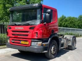 cab over engine Scania R Manual Gearbox Retarder PTO !!! 2007