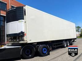 refrigerated semi trailer Schmitz Cargobull SKO 24 / CARRIER 1850 mt / DHOLLANDIA 2007