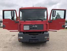 chassis cab truck MAN TGA 26 2003