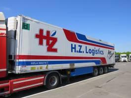 refrigerated semi trailer Schmitz Cargobull SKO 24 kuhlauflieger mit Carrier Vector 1950 MT 2 verdampfer!!!!!!!! 2017