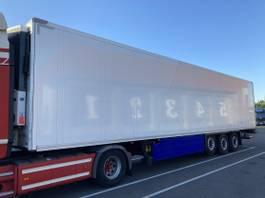 refrigerated semi trailer Schmitz Cargobull SKO 24 mit Thermoking SLX-I und ladebordwand!!!!!!!! 2020