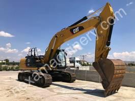 crawler excavator Caterpillar 330D2L 2017