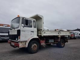 tipper truck > 7.5 t Renault JP 11 BENNE 1983