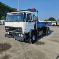 tipper truck > 7.5 t DAF 1997