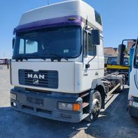 chassis cab truck MAN 23 414 2005