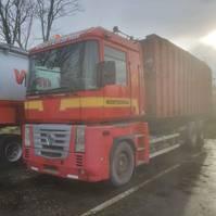 container truck Renault Magnum 2008