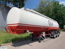 Tankauflieger Trailor Fuel Fuel, 39989 Liter, 7 Compartments 1996