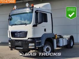 cab over engine MAN TGX 4X4 Manual HydroDrive PriTarder Hydraulik Euro 5 2012