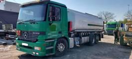 tank truck Mercedes-Benz Actros ACTROS 2540 6x2 diesel tanker 20.600l 1998