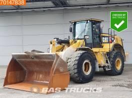 wheel loader Caterpillar 966K FROM FIRST OWNER 2013