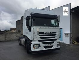 cab over engine Iveco Stralis 2012