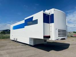 Autotransporter Auflieger RACETRAILER EX. VW MOTORSPORT 2010