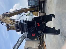 hydraulic shear Verachtert VT40 2012