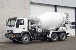 concrete mixer truck MAN CLA 26.280 BB CONCRETE MIXER