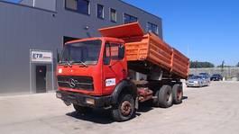 tipper truck > 7.5 t Mercedes-Benz SK 2632 (GRAND PONT / 10 ROUES / MEILLER) 1977