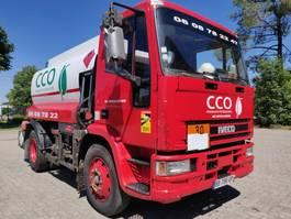 tank truck Iveco Eurocargo 120E15      EURO 2   Tankwagen 7250 Liter 2000