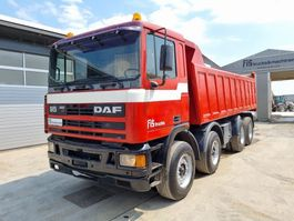 tipper truck > 7.5 t DAF 95.360 ATI 8X4 DUMPER TIPPER 1996
