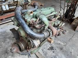 Engine truck part Mercedes-Benz OM352A