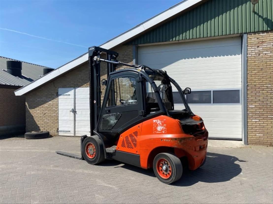 Gabelstapler Linde H50D-01 2012