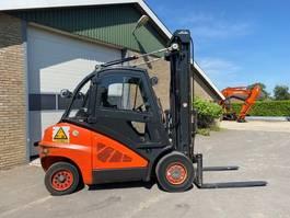 forklift Linde H50D-01 2012