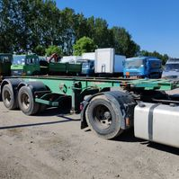 container chassis semi trailer ASCA containerchassis 20'' 2004