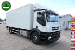 refrigerated truck Iveco S042 CARRIER SUPRA 550 LBW KLIMA 2010