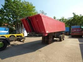 tipper semi trailer Meiller MHKS 41/2-G 1999