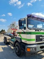 other trucks MAN Chassis 6X4.Manual.Full Steel.In Top 1996