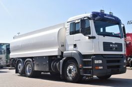 tank truck MAN TGA 26 6x2 Tankwagen LiFi 20900 Oben/unten 2008