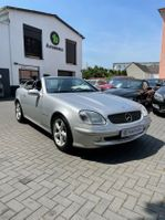 convertible car Mercedes-Benz Roadster SLK 230 Kompressor*KLIMA*XENON*SHZ*NAVI 2003