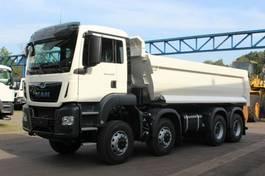 tipper truck > 7.5 t MAN TGS 41 8x6 / Kipper / EURO 6 2019
