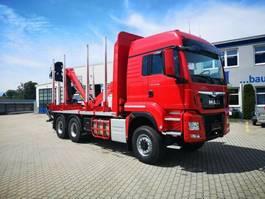 Holz LKW MAN 33.510 / 6X6 EPSILON M 12Z 2020