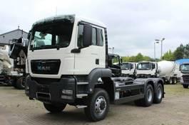 concrete mixer truck MAN TGS 33 6x6 / EuromixMTP EM 8m³ EURO 5