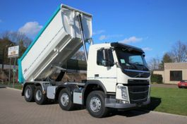 container truck Volvo FM 430 8x4 / EuromixMTP TM 18m³ Mulde EURO 6