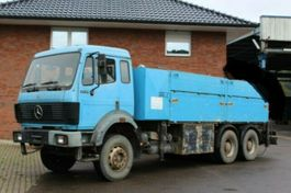 chassis cab truck Mercedes-Benz 2531SK 6X4 1993