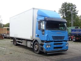 box truck Iveco Stralis 350 4x2 / LBW / Klima / Retarder 2004