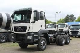concrete mixer truck MAN 33.430 6x6 / EuromixMTP EM 7m³ EURO 6