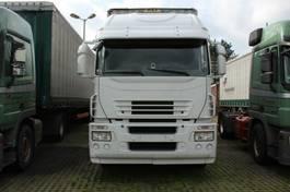 box truck Iveco Stralis 350 4x2 Klima 2007