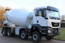 concrete mixer truck MAN 41.430 8x8/EuromixMTP EM 10m³
