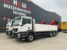 Kranwagen MAN 26.470 / 6X2 FASSI F195 2020