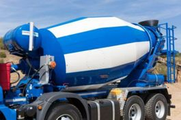 concrete mixer truck EuromixMTP EM 7m³ L 2020