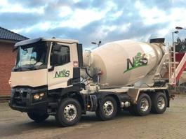 concrete mixer truck Renault 30 8x4 / EuroMix MTP 9m³ SL 2020