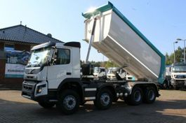 container truck Volvo 430 8x4 / EuromixMTP TM18 HARDOX 2020