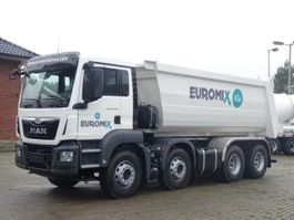 tipper truck > 7.5 t MAN 32.420 8x4 /Euromix- Kipper / EURO 6