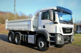 tipper truck > 7.5 t MAN TGS 33 6x4 /3-Seiten - Kipper / EURO 6