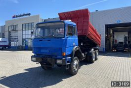 tipper truck > 7.5 t Iveco 260-30 Active Day, Euro 1, // Full steel // Big axles // 3 side tipper /... 1992