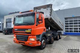 tipper truck > 7.5 t DAF CF 85 Day Cab, Euro 3, // Full steel // Manual // Big Axle 2006