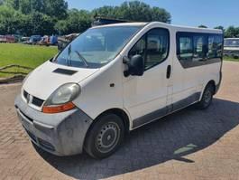 taxi bus Renault dCi 1.9L 2002